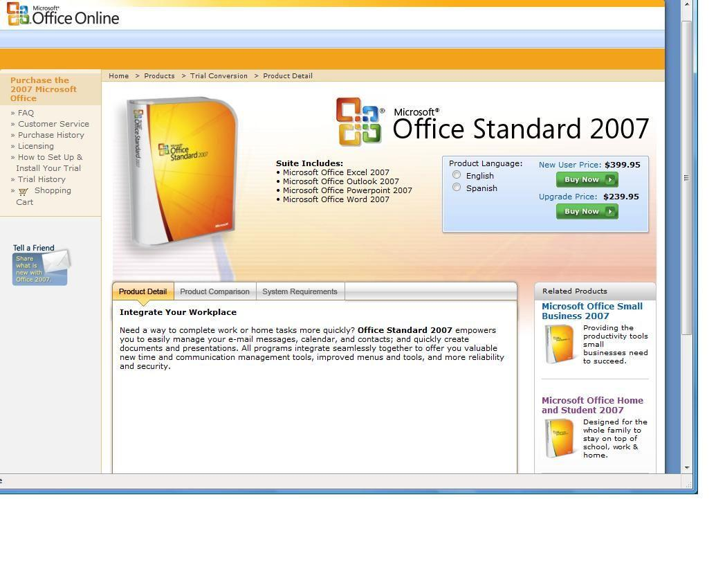 microsoft office home and student 2007 free download