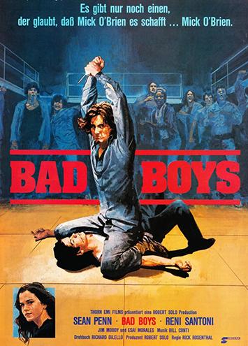 Bad boys movie posters